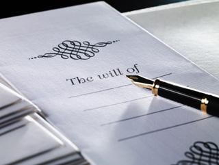 Wills Estate Planning